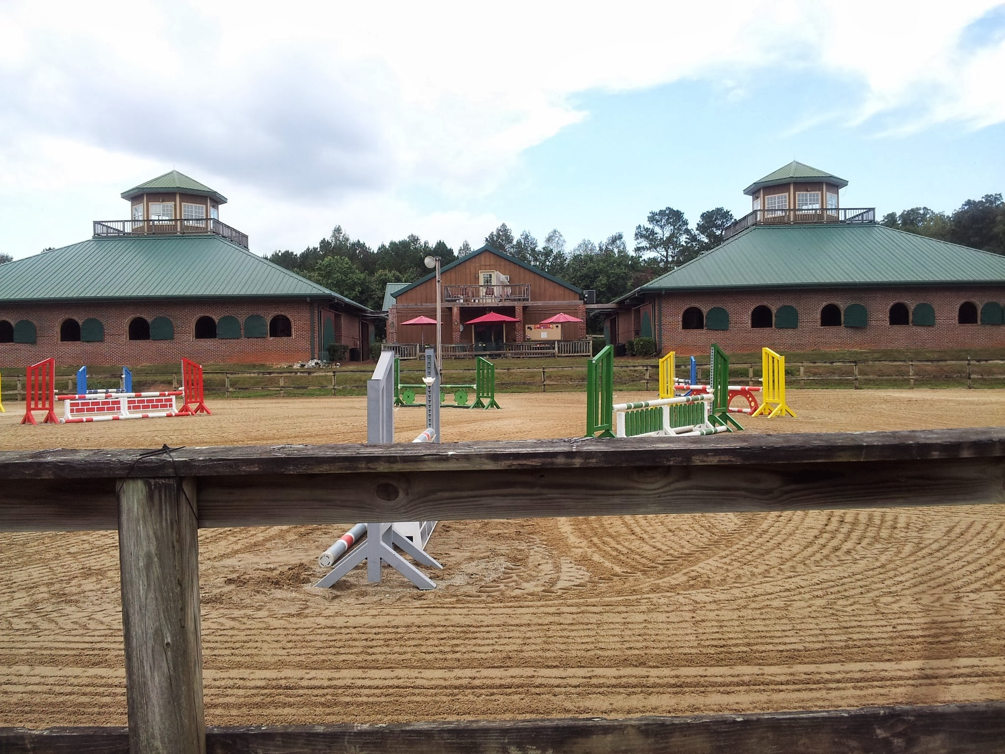 IYD's Best Outdoor Horse Arena